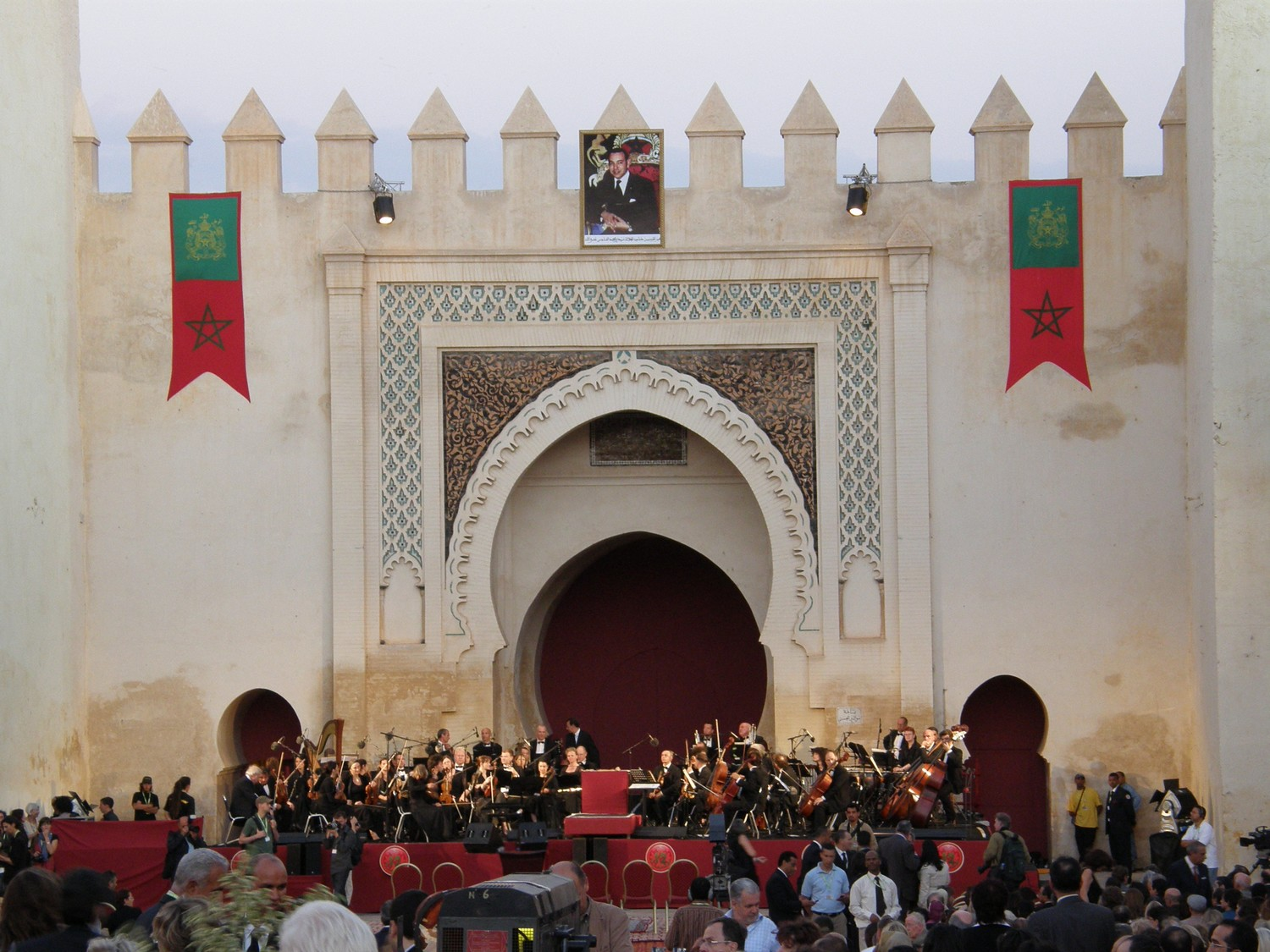 La tradition musicale de Fès